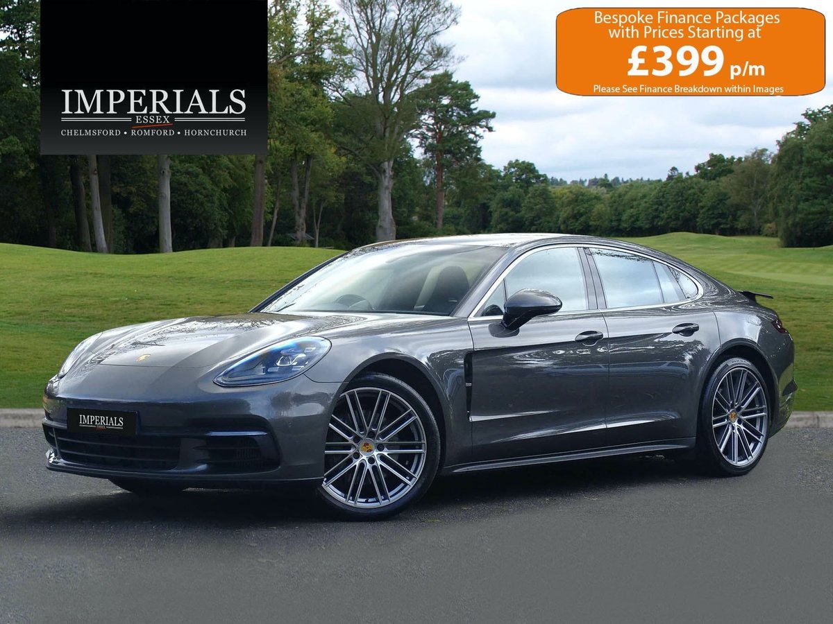 2017 Porsche  PANAMERA  D 4S 4.0 V8 DIESEL EU6 VAT Q 8 SPEED PDK  For Sale (picture 1 of 24)