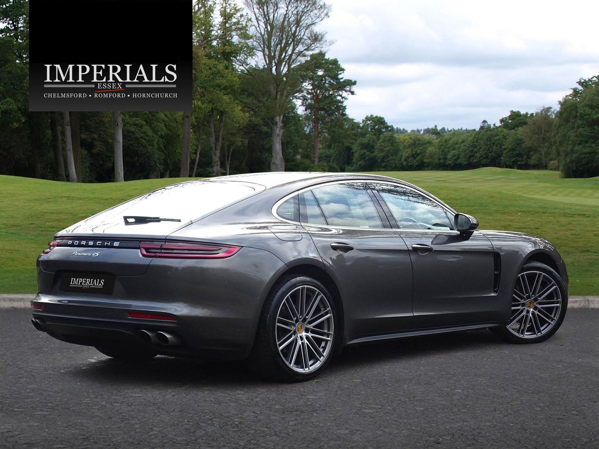 2017 Porsche  PANAMERA  D 4S 4.0 V8 DIESEL EU6 VAT Q 8 SPEED PDK  For Sale (picture 4 of 24)