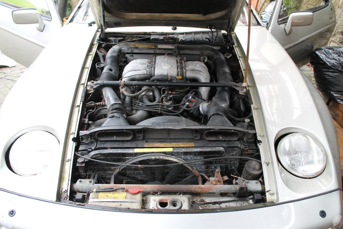 porsche 928 s , restoration , 1981 , newton abbot devon For Sale (picture 4 of 6)