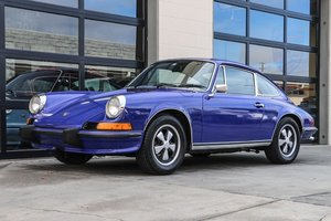 1973.5 Porsche 911T Coupe Correct Clean Blue(~)Black  $84.5k For Sale