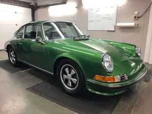 1972 Porsche 911E 2.4 lux Coupe For Sale