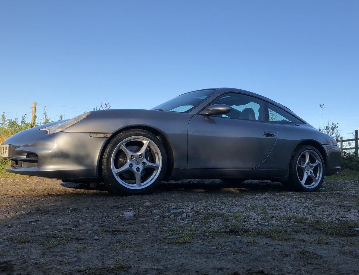 2002 Stunning 911 Targa SOLD (picture 1 of 5)