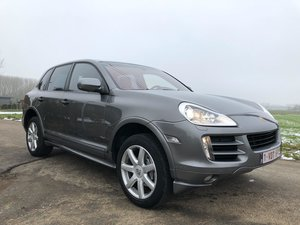 2009 LHD PORSCHE CAYENNE 3.0 V6 TURBO DIESEL,LEFT HAND DRIVE For Sale