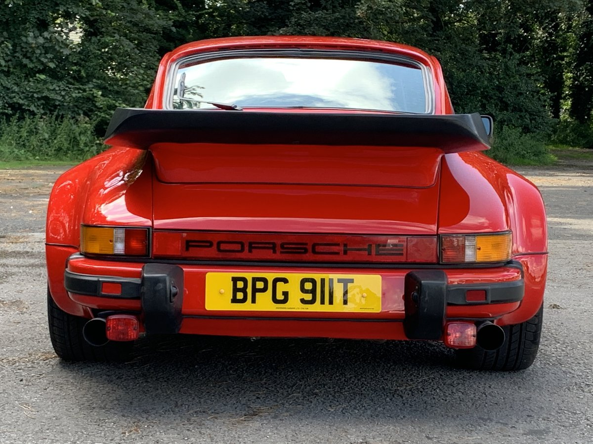 1984 PORSCHE 911 3.2 CARRERA COUPE. GUARDS RED For Sale (picture 4 of 6)
