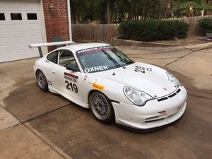 Porsche 996 GT3 Cup Race or Trackday