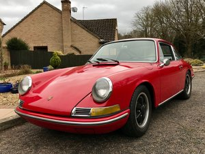 1967 Porsche 912 Numbers Matching