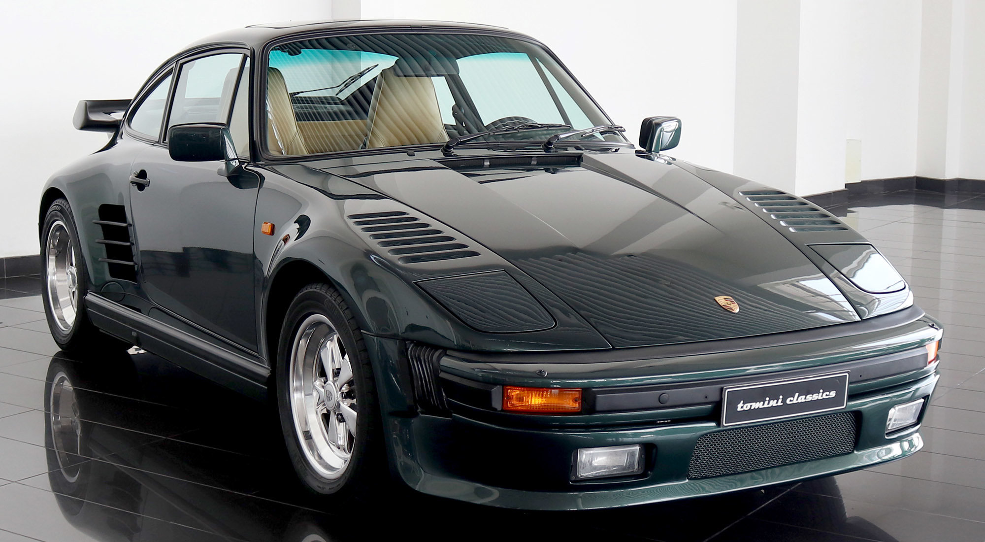 Porsche 930 SE 'Slantnose' (1986) For Sale (picture 1 of 6)