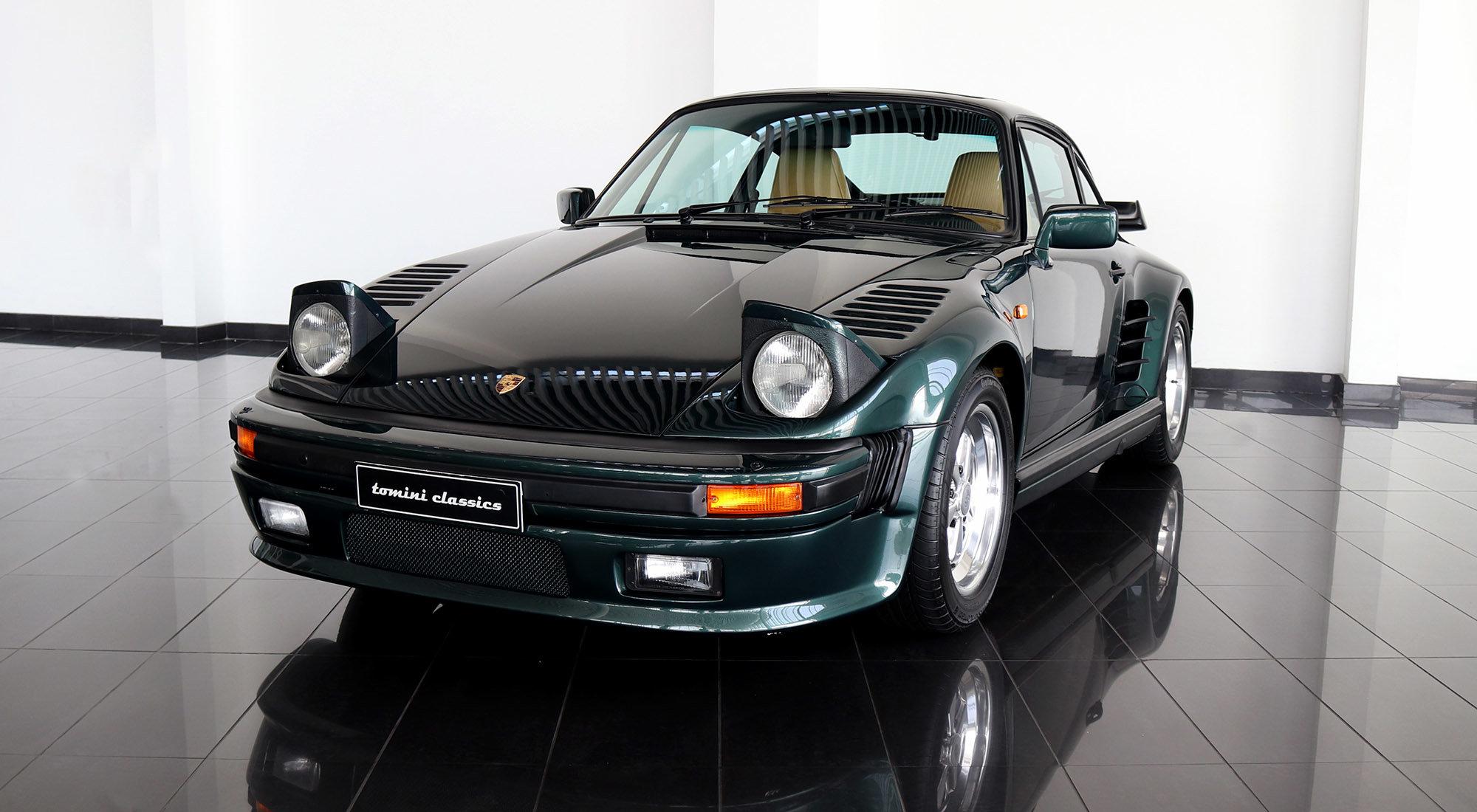Porsche 930 SE 'Slantnose' (1986) For Sale (picture 6 of 6)