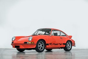 1973 Porsche 911 Carrera 2.7 RS Lightweight For Sale by Auction