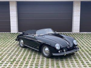 1958 Porsche 356A 1600 Speedster Reutter For Sale by Auction