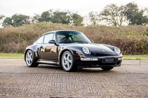 1997 Porsche 911 (993) Carrera 2S  For Sale