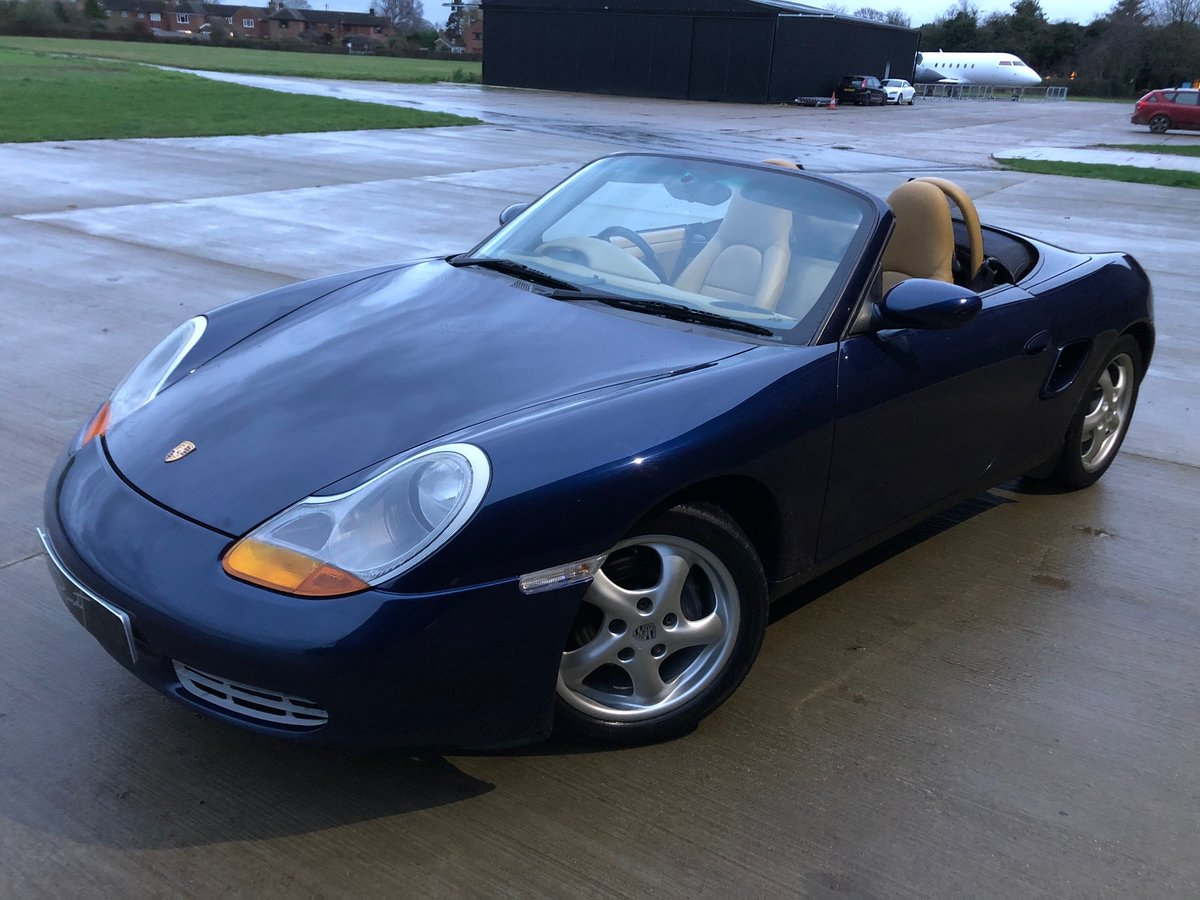 2000 Porsche Boxster 986 2.7 Only 69000 miles ..Restored Superb ! For Sale (picture 14 of 16)