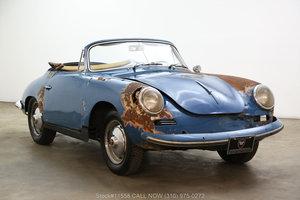 1962 Porsche 356B Cabriolet For Sale