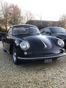 1961 356 B Coupe Very nice
