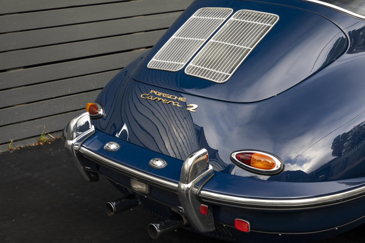 1963 PORSCHE 356 C CARRERA 2 QUAD CAM For Sale (picture 8 of 23)