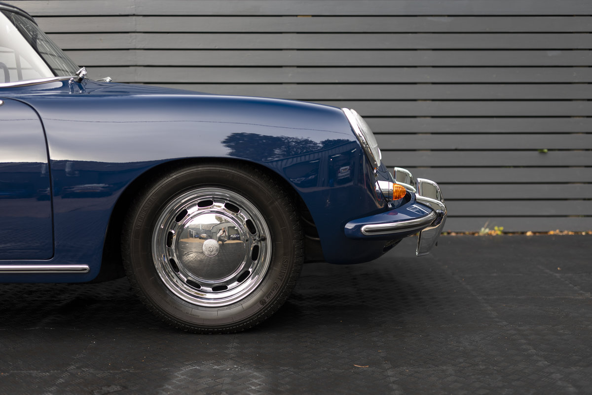 1963 PORSCHE 356 C CARRERA 2 QUAD CAM For Sale (picture 9 of 23)