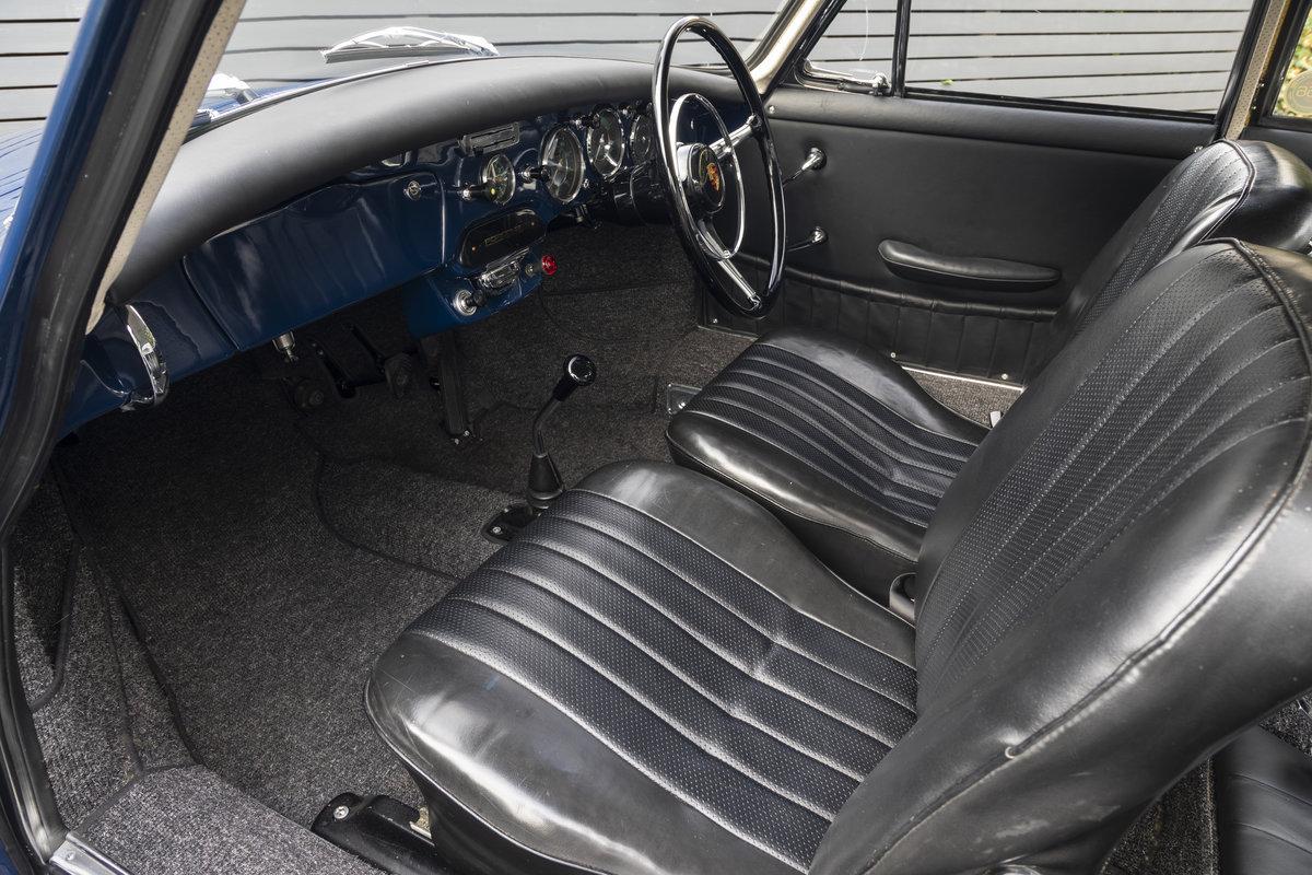 1963 PORSCHE 356 C CARRERA 2 QUAD CAM For Sale (picture 12 of 23)
