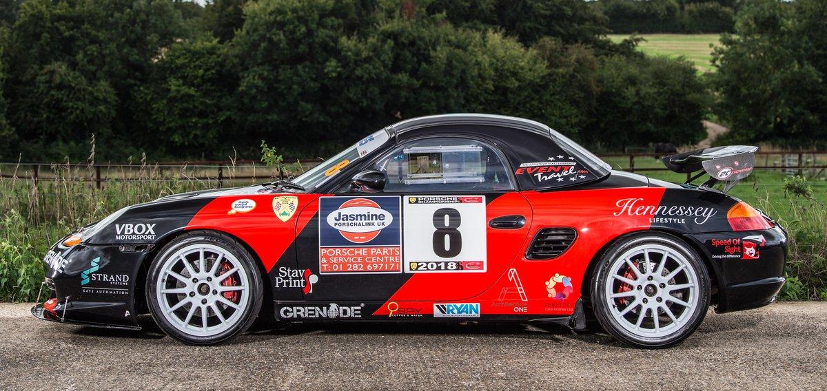 2002 Porsche 986 Boxster 3.2 Race Car - DEPOSIT TAKEN For Sale (picture 2 of 6)
