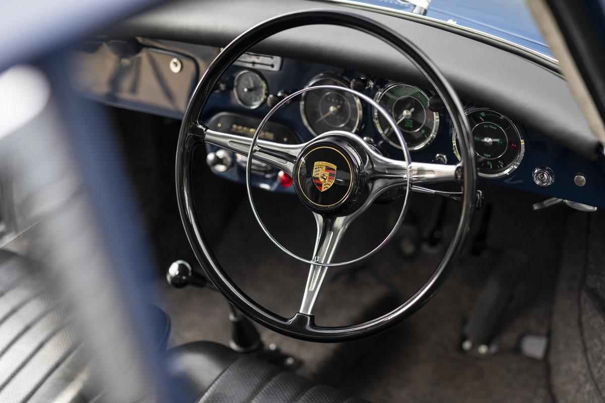 1963 PORSCHE 356 C CARRERA 2 QUAD CAM For Sale (picture 13 of 23)