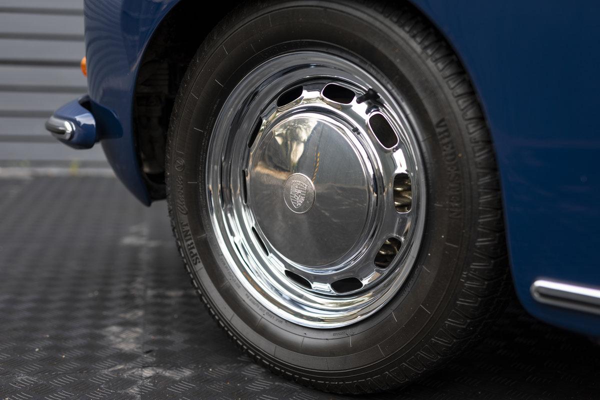 1963 PORSCHE 356 C CARRERA 2 QUAD CAM For Sale (picture 20 of 23)