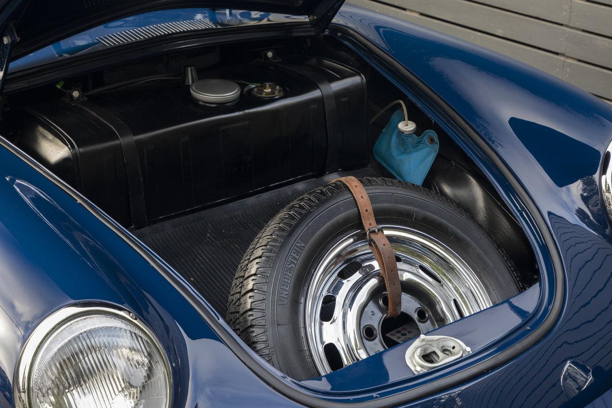 1963 PORSCHE 356 C CARRERA 2 QUAD CAM For Sale (picture 21 of 23)