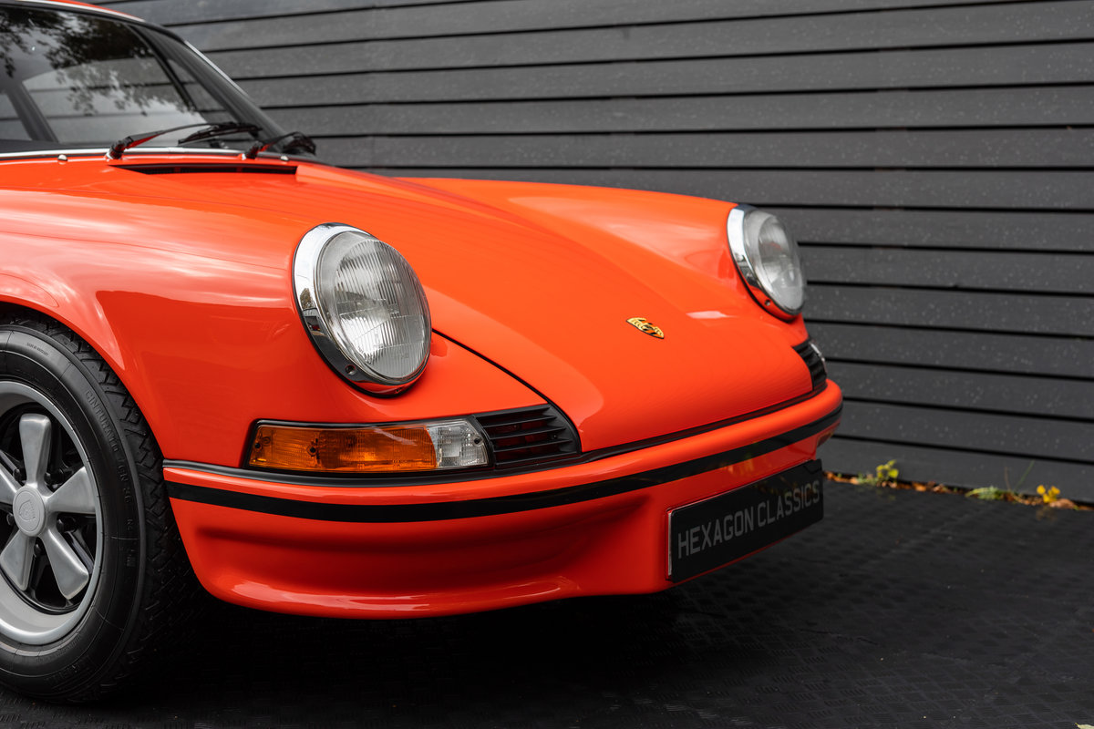 1973 PORSCHE 2.7 RS LIGHTWEIGHT For Sale (picture 4 of 24)