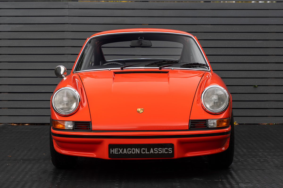 1973 PORSCHE 2.7 RS LIGHTWEIGHT For Sale (picture 7 of 24)