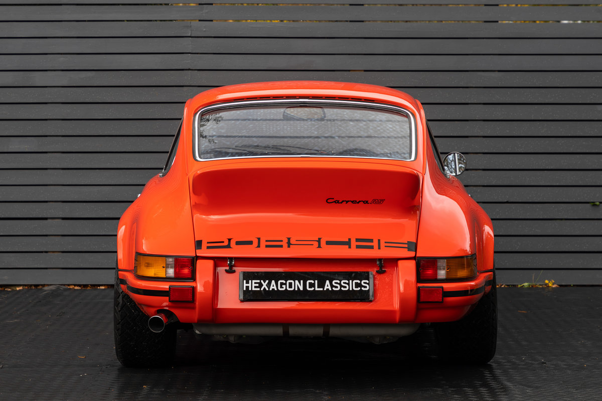 1973 PORSCHE 2.7 RS LIGHTWEIGHT For Sale (picture 8 of 24)