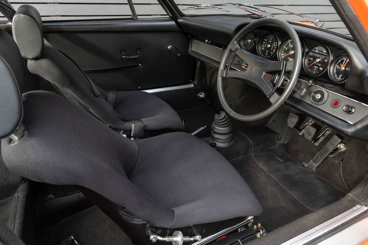 1973 PORSCHE 2.7 RS LIGHTWEIGHT For Sale (picture 10 of 24)