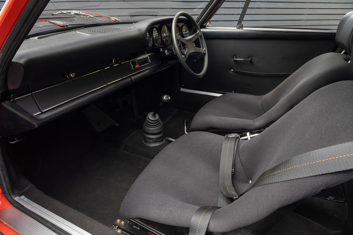 1973 PORSCHE 2.7 RS LIGHTWEIGHT For Sale (picture 11 of 24)