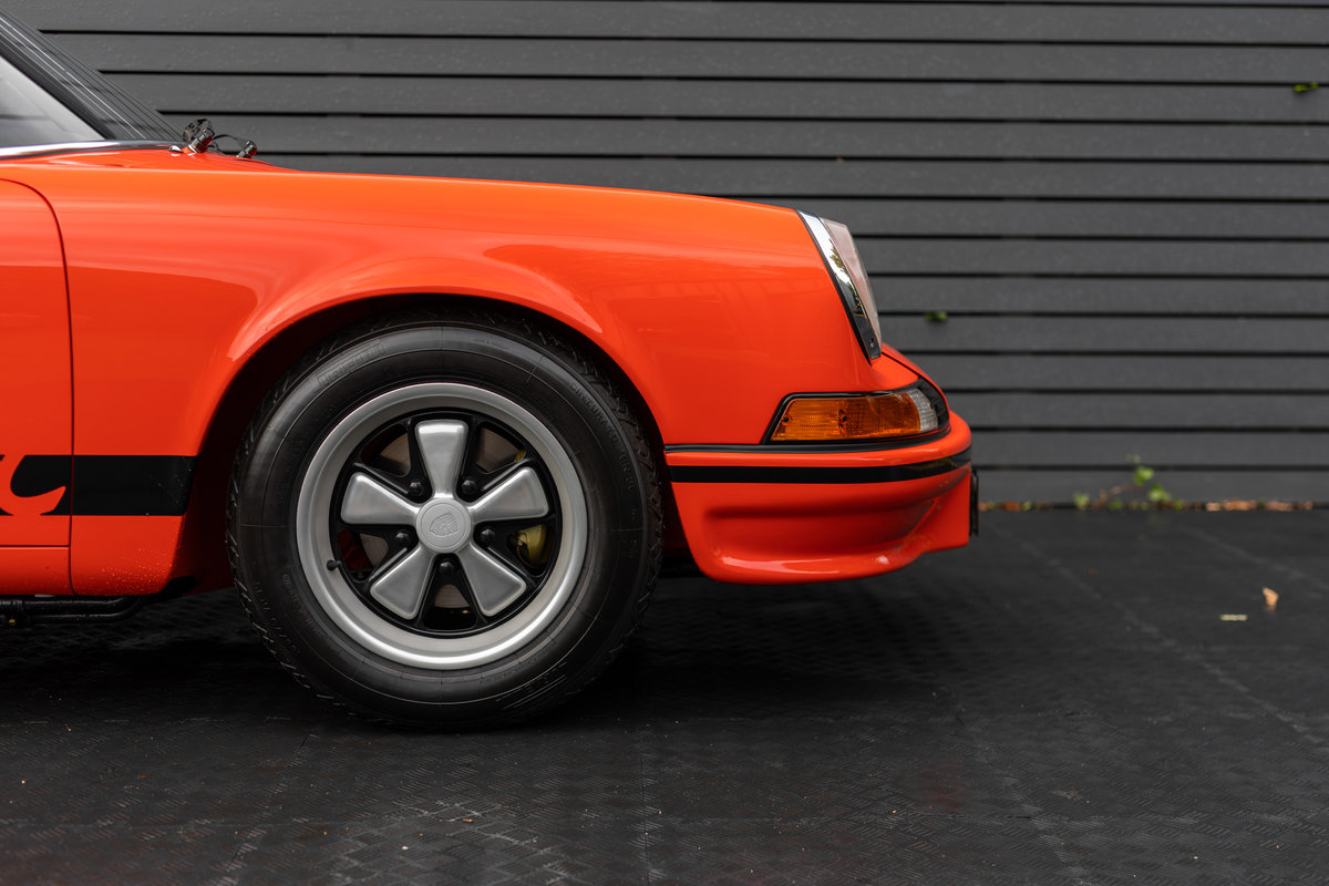 1973 PORSCHE 2.7 RS LIGHTWEIGHT For Sale (picture 15 of 24)