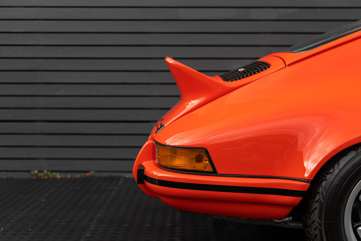 1973 PORSCHE 2.7 RS LIGHTWEIGHT For Sale (picture 17 of 24)