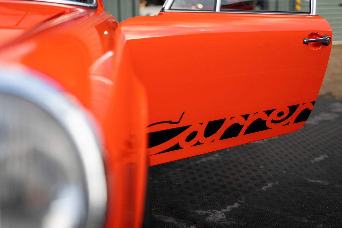 1973 PORSCHE 2.7 RS LIGHTWEIGHT For Sale (picture 21 of 24)