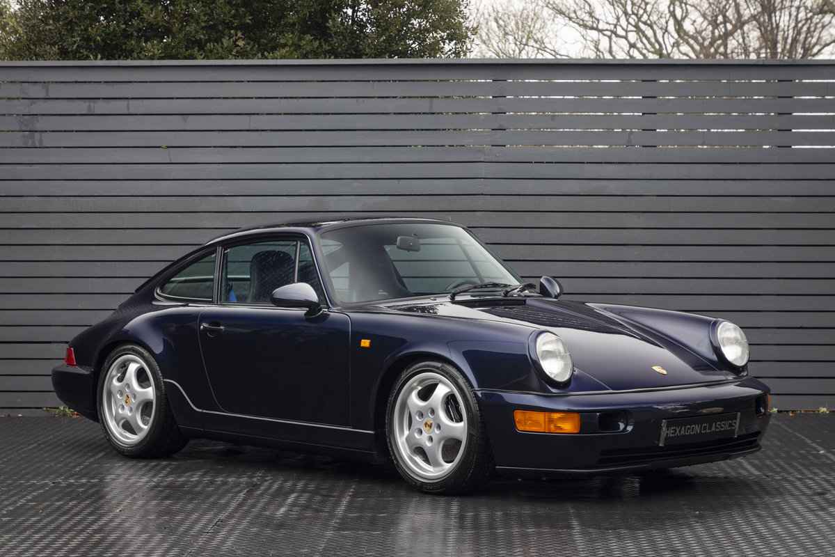 1992 Porsche 911 (964) RS Lightweight LHD For Sale (picture 1 of 22)