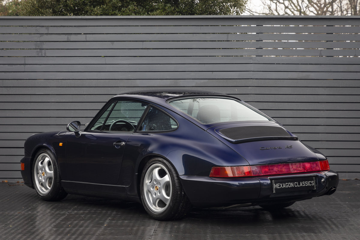 1992 Porsche 911 (964) RS Lightweight LHD For Sale (picture 2 of 22)