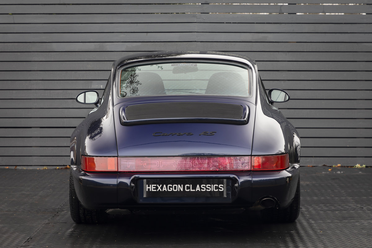 1992 Porsche 911 (964) RS Lightweight LHD For Sale (picture 5 of 22)