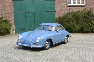 1955 Porsche 356 Continental, MM eligible!