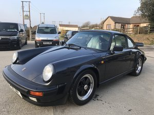 1987 Porsche 911 3.2 Carrera coupe G50 **engine rebuild**