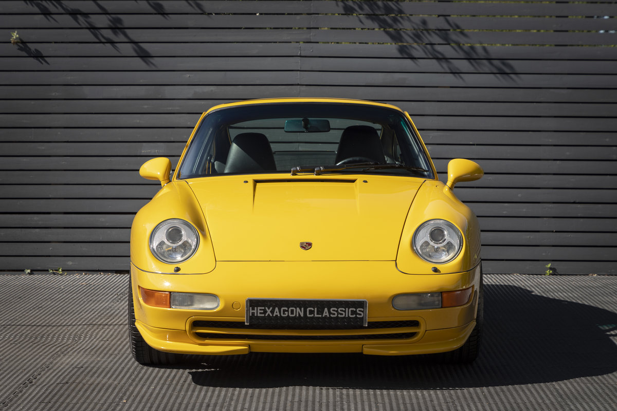 1996 PORSCHE 911 (993) CARRERA 2 LHD SOLD (picture 4 of 24)