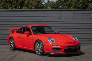 2010 PORSCHE 911 (997) GT3  CLUBSPORT GEN II, CERAMIC BRAKES For Sale