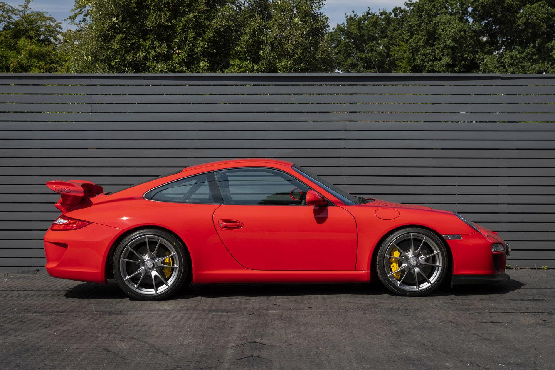 2010 PORSCHE 911 (997) GT3  CLUBSPORT GEN II, CERAMIC BRAKES For Sale (picture 3 of 23)