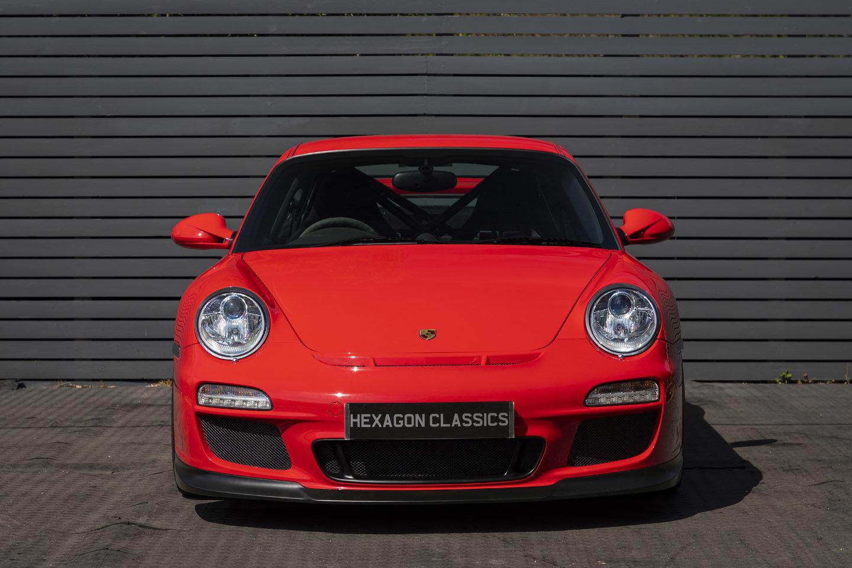 2010 PORSCHE 911 (997) GT3  CLUBSPORT GEN II, CERAMIC BRAKES For Sale (picture 4 of 23)