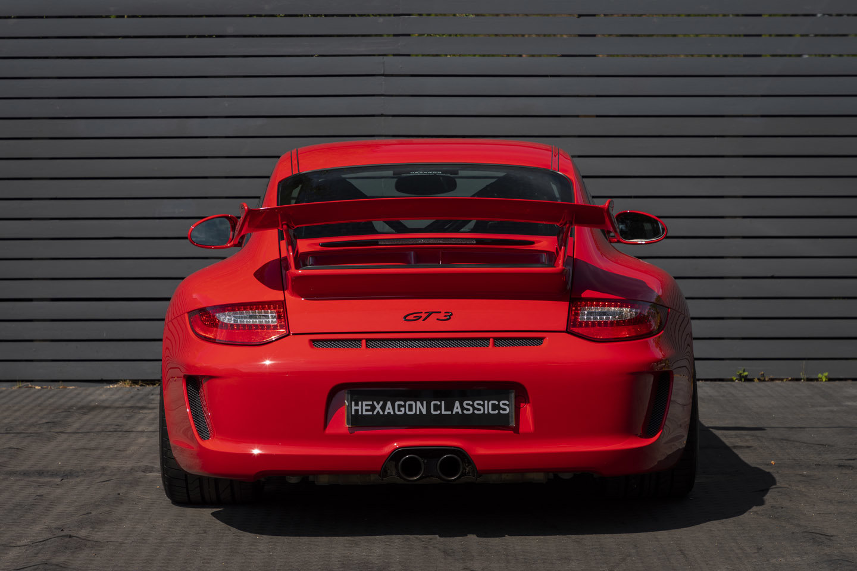 2010 PORSCHE 911 (997) GT3  CLUBSPORT GEN II, CERAMIC BRAKES For Sale (picture 5 of 23)