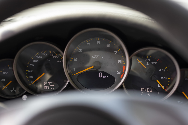 2010 PORSCHE 911 (997) GT3  CLUBSPORT GEN II, CERAMIC BRAKES For Sale (picture 10 of 23)