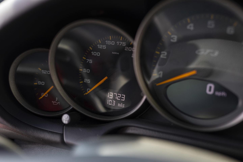 2010 PORSCHE 911 (997) GT3  CLUBSPORT GEN II, CERAMIC BRAKES For Sale (picture 11 of 23)
