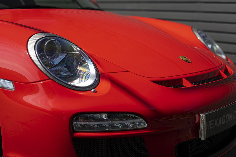 2010 PORSCHE 911 (997) GT3  CLUBSPORT GEN II, CERAMIC BRAKES For Sale (picture 13 of 23)