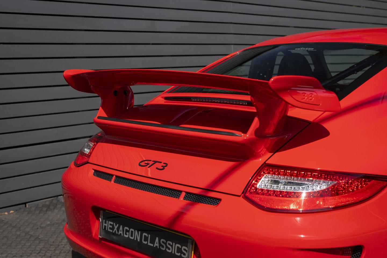 2010 PORSCHE 911 (997) GT3  CLUBSPORT GEN II, CERAMIC BRAKES For Sale (picture 16 of 23)