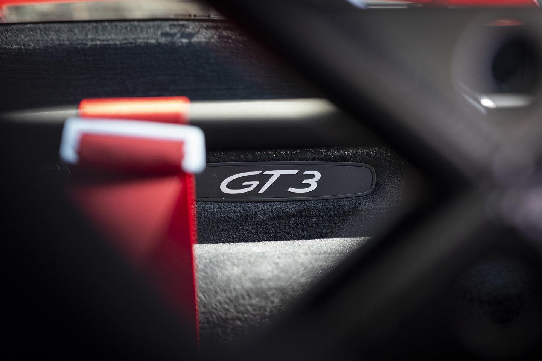 2010 PORSCHE 911 (997) GT3  CLUBSPORT GEN II, CERAMIC BRAKES For Sale (picture 21 of 23)