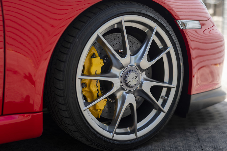 2010 PORSCHE 911 (997) GT3  CLUBSPORT GEN II, CERAMIC BRAKES For Sale (picture 22 of 23)