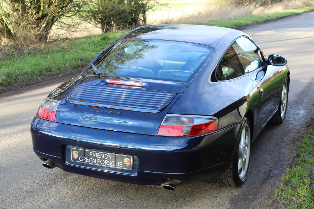 1998 Porsche 911 996 Manual For Sale (picture 3 of 6)